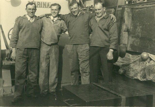 Doop Z.445 Marina (bouwjaar 1954)