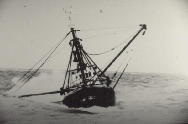 Onbekend schip