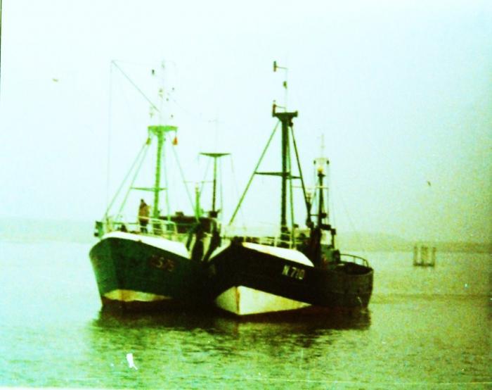 N.710 en N.575 Polaris (bouwjaar 1966)