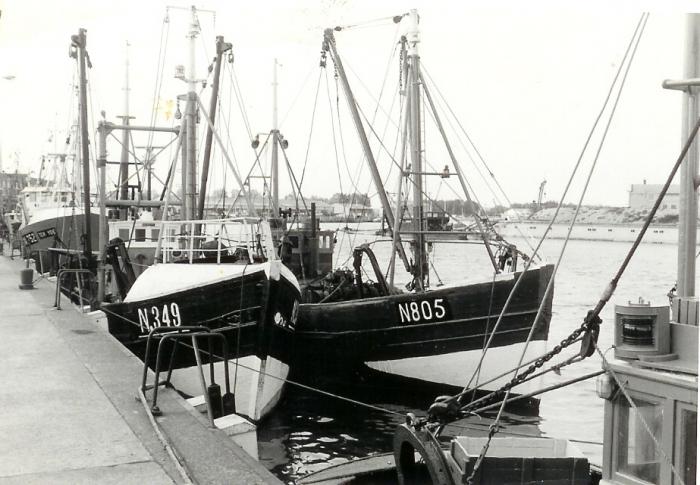 N.349 (Bouwjaar 1957) en N.805