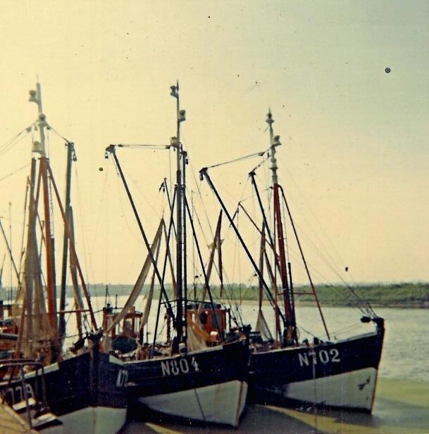N.804 De Vijf Gebroeders (bouwjaar 1945), N.702 (Bouwjaar 1945)  en N.779 (Bouwjaar 1942)