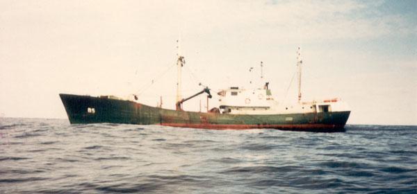 B.5 Drakkar (bouwjaar 1957)