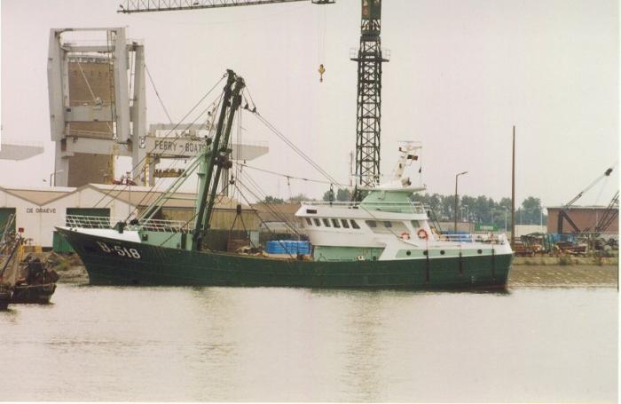 B.518 Drakkar (bouwjaar 1998)