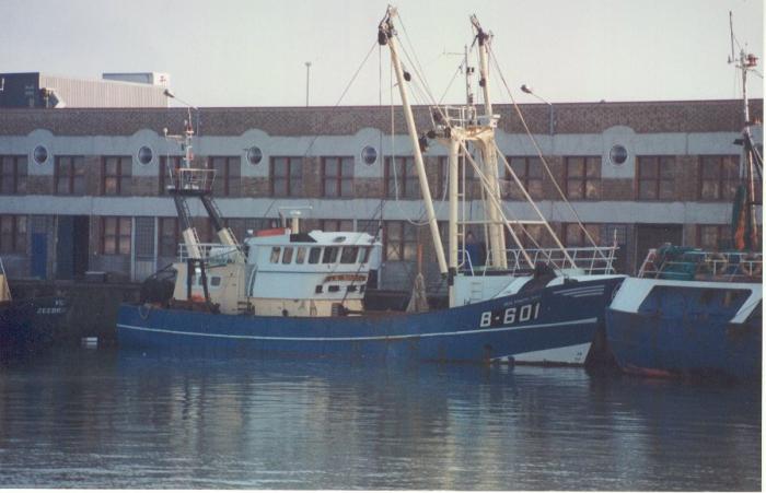 B.601 Van Maerlant (bouwjaar 1991)