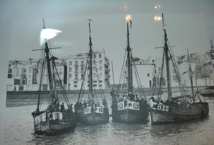 Oude Blankenbergse vaartuigen