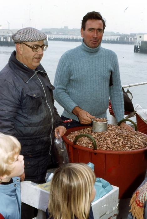 Garnalenkraam O.100 Vistrap Oostende