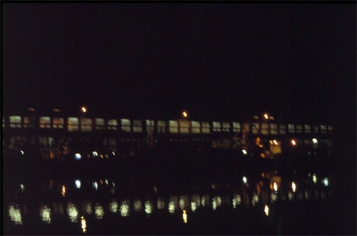 Vismijn s' nachts