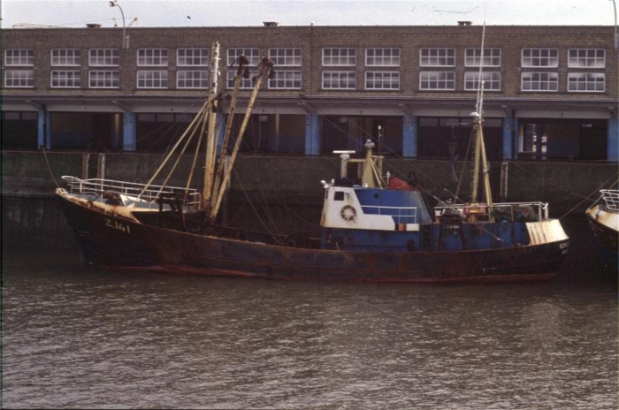Z.141 SEA CROSSER
