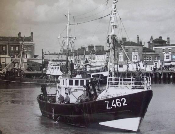 Z 462 Zeeparel bouwjaar 1955