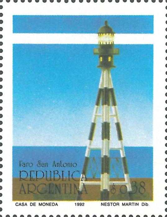 Argentina, Cabo San Antonio