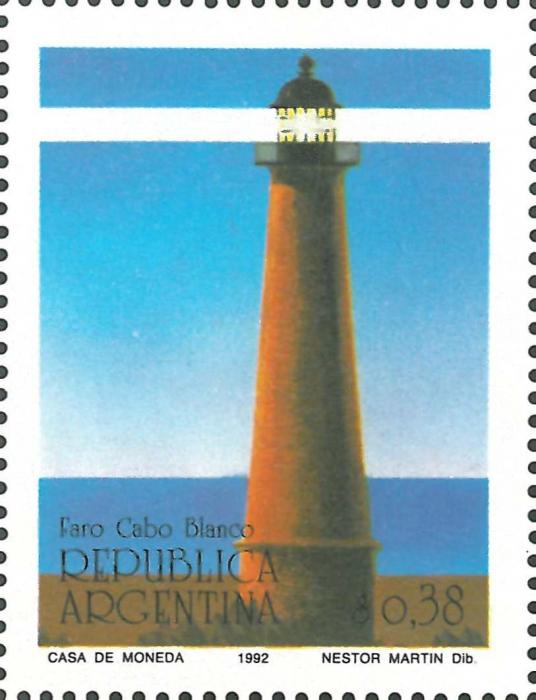 Argentina, Cabo Blanco