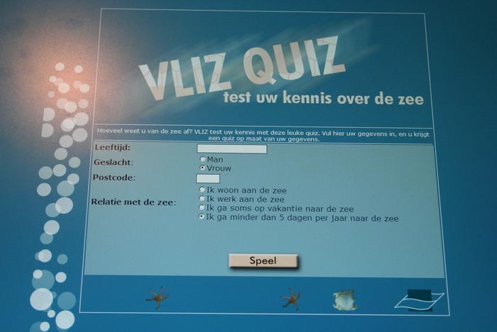 VLIZ-quiz