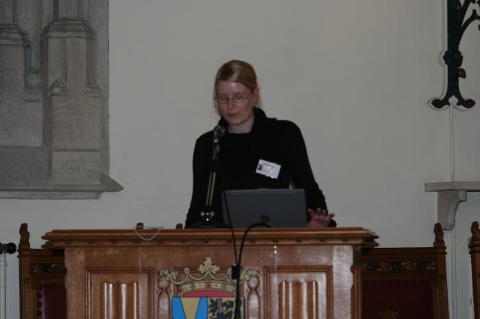 Presentatie Tina Mertens