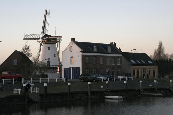 Windmill Stellendam