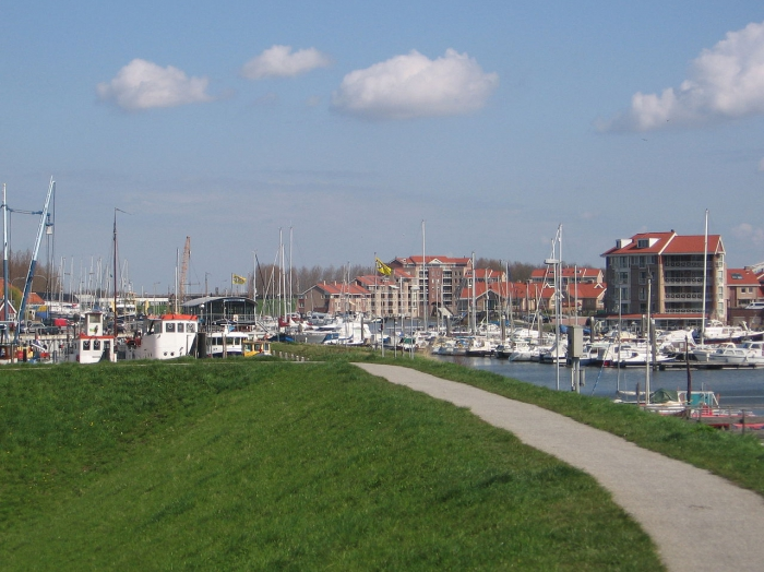 Harbour of Tholen