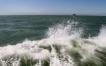 Onstuimige golven