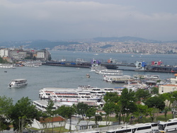 Coastal tourism Istanbul