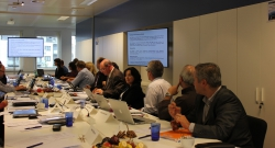 CSA Oceans kick off meeting 1