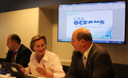 CSA Oceans kick off meeting 2