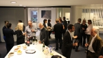 CSA Oceans kick off meeting reception 1