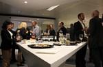 CSA Oceans kick off meeting reception 3