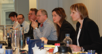 Secretariat and Norwegian Deputy Minister Dilek Ayhan meeting