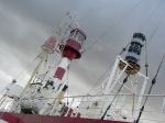 Former light ship Westhinder