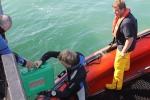 Mobilisatie voor de duik