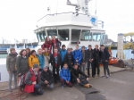 Onderzoeken welk zeegebied de hoogste biodiversiteit heeft (VLIZ). Koninklijk Atheneum Zottegem o.l.v. Nele Foncke.