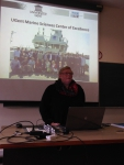 Introduction of Marine@UGent by professor Magda Vincx