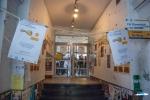 Student restaurant De Brug: entrance
