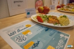 Student restaurant De Brug: salmon on your plate?