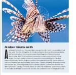 An index of nonnative sea life