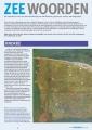 Zeewoorden: een speurtocht naar de naamsverklaring van zandbanken, geulen en andere 'zee-begrippen'. Knokke; Kwal