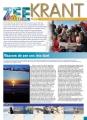 Zeekrant 2015: jaarlijkse uitgave van het Vlaams Instituut voor de Zee en de Provincie West-Vlaanderen