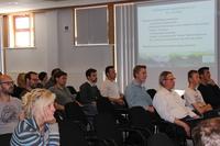 2015.06.10 Netwerkbijeenkomst Vlaams Aquacultuurplatform: Maricultuur op de Noordzee