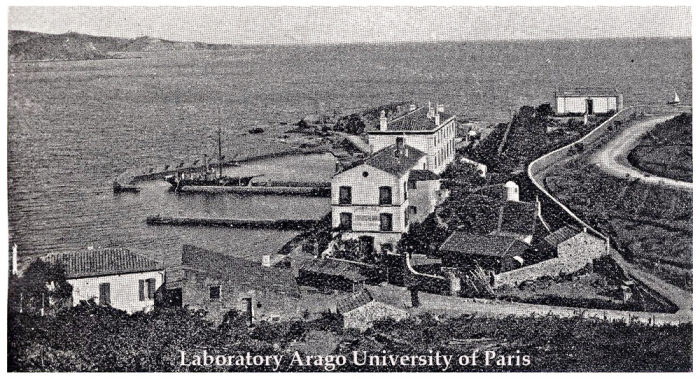 Banyuls-sur-Mer in 1908
