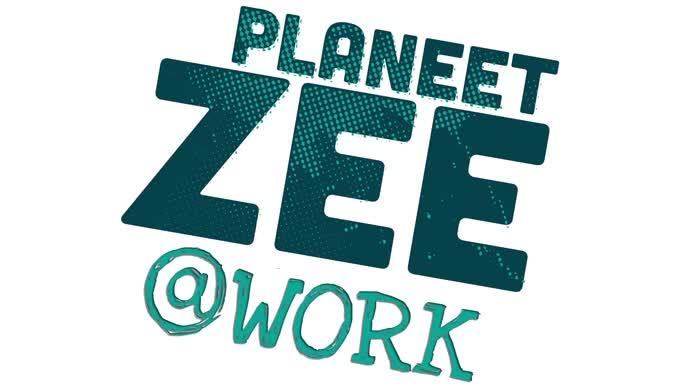 Planeet Zee @ Work