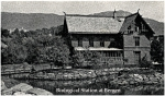 Biological Station at Bergen in 1908