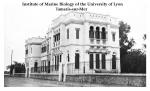 Institute of Marine Biology of the Univerrsity of Lyon, Tamaris-sur-Mer