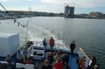Boat trip - harbour of Gdynia #2