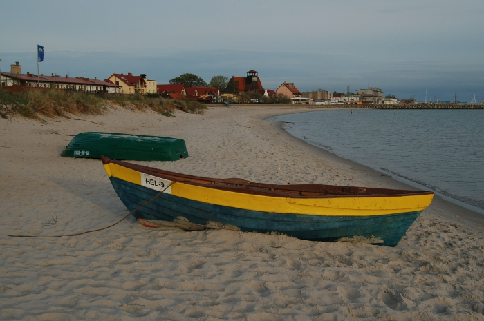 Boat trip - Boats from Hel