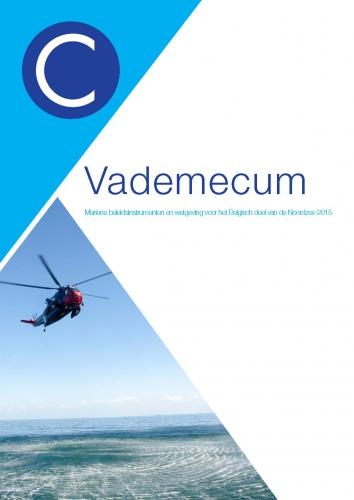 Vademecum: Mariene beleidsinstrumenten en wetgeving voor het Belgisch deel van de Noordzee
