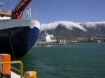Polarstern in Cape Town