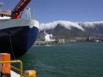 Polarstern in Cape Town