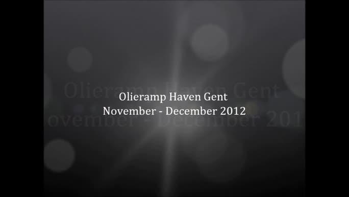 Olieramp Haven Gent 2012