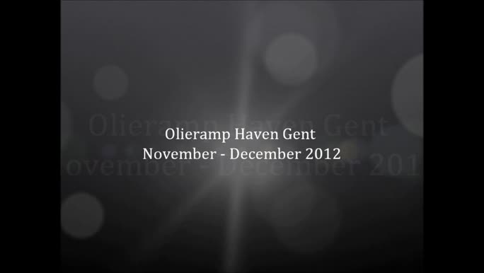 Olieramp Haven Gent 2012