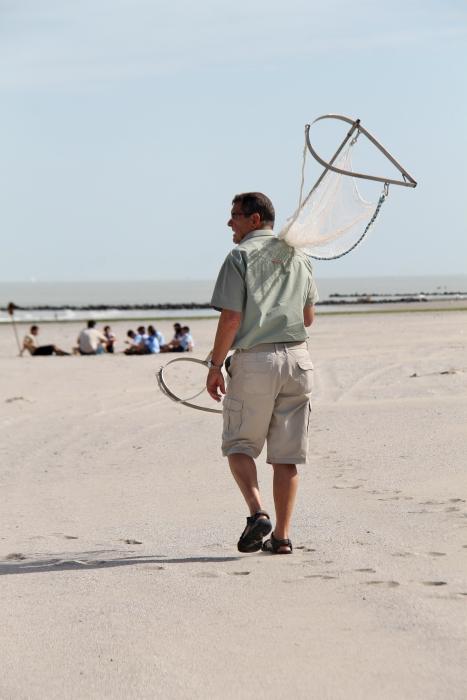 Opleiding van de seawatchers