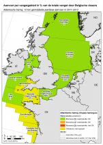 Atlantische haring - Clupea harengus (2015)