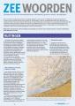 eewoorden: een speurtocht naar de naamsverklaring van zandbanken, geulen en andere 'zee-begrippen'. Ruitingen; Pieterman